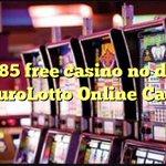 Image for the Tweet beginning: USD 185 free casino no