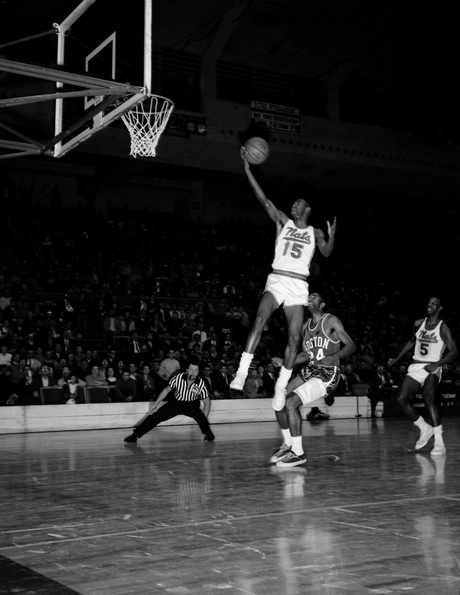 NBA History's photo on Hal Greer