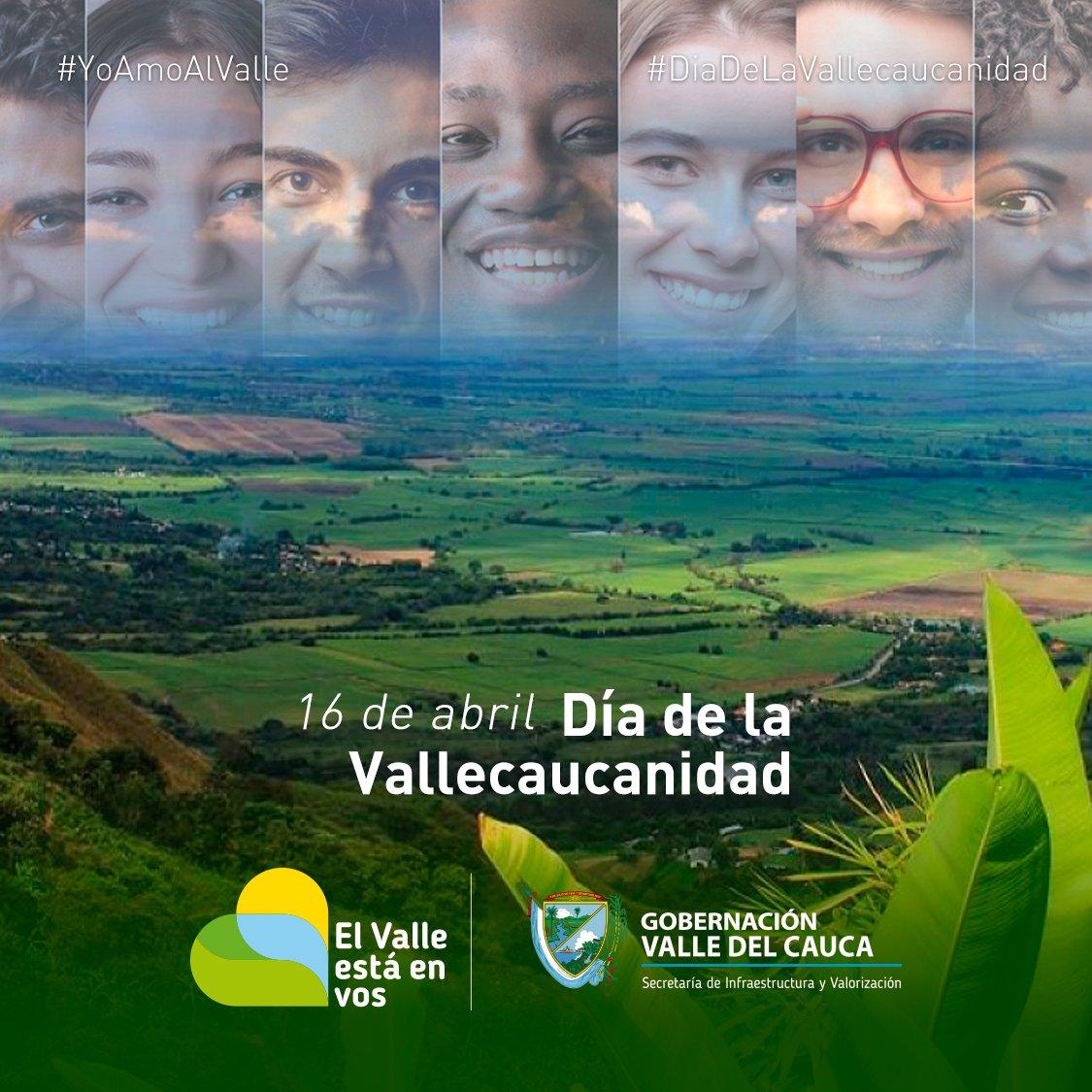 #ElValleEstaEnVos by @secinfravalle