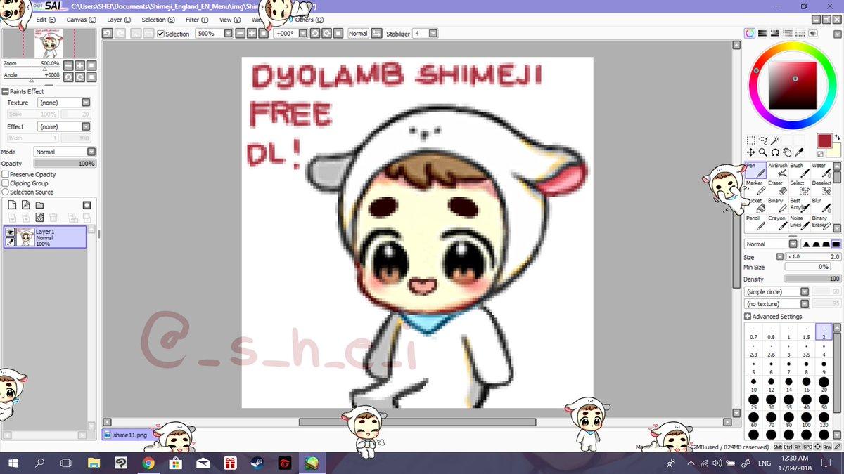 shimeji download free