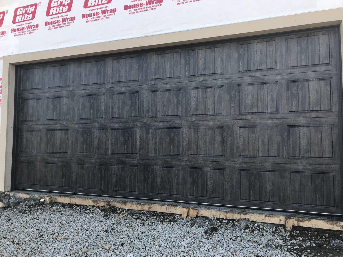 Clopay garage doors clopay twitter for Clopay steel garage doors