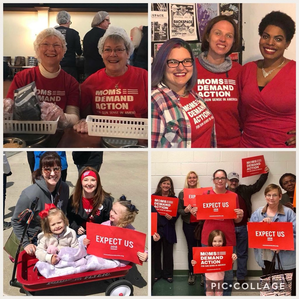 It's #NationalVolunteerWeek!  Thank you to all of the @MomsDemand members across Arkansas for ALL you do to #EndGunViolence  #keepgoing #arleg<br>http://pic.twitter.com/QrNX6JH5oH
