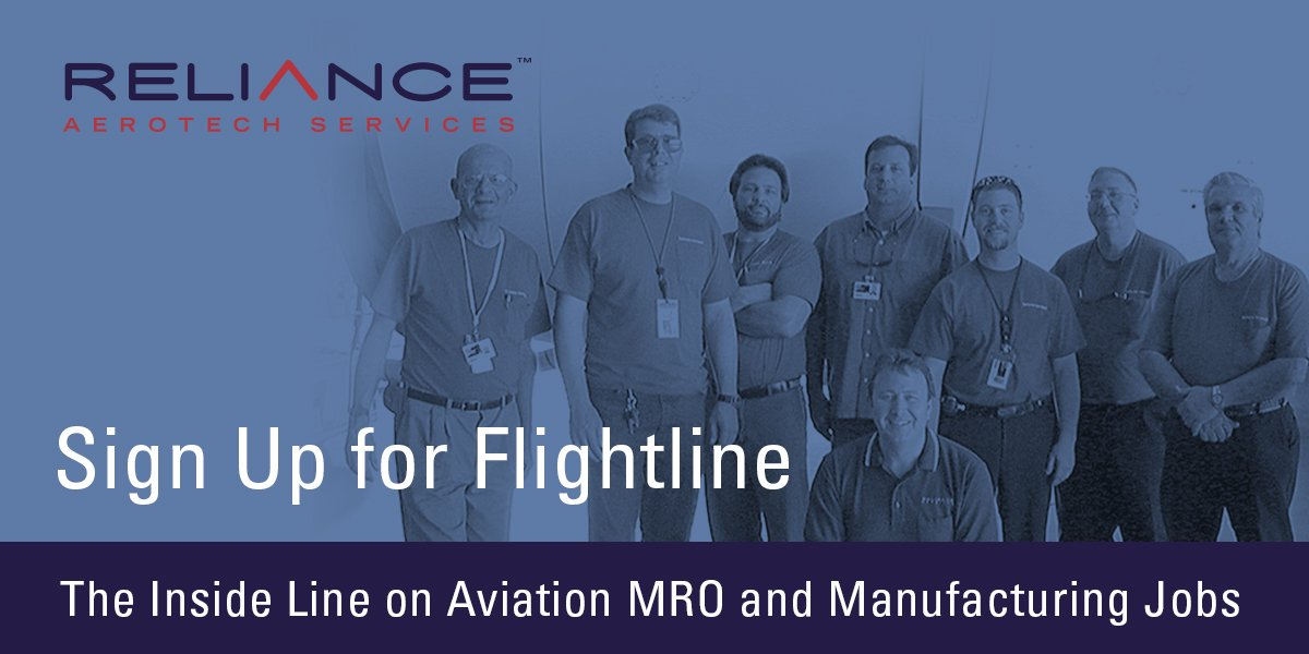 get our best avmro and aerospace manufacturing jobs delivered to your inbox every thursday sign up for flightline here
