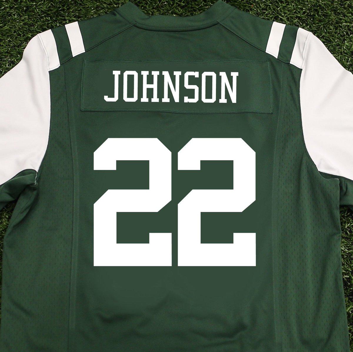 Trumaine Johnson Jersey