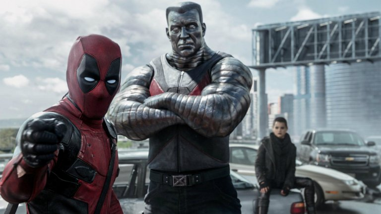 #Deadpool pop-up bar coming to New York and L.A. https://t.co/b4DEmMbz8z https://t.co/eZFA5SD462