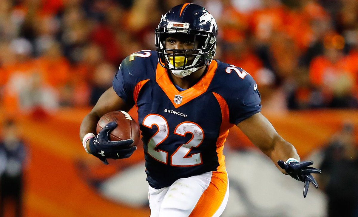 Nfl News's photo on C.J. Anderson
