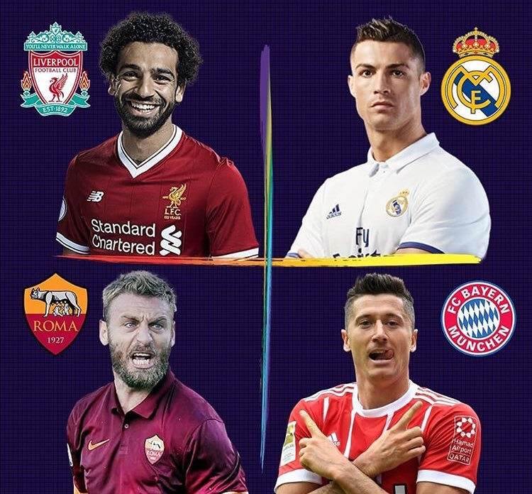 Who should win #ChampionsLeague ?   RT for Mo Salah  FAV for The others  <br>http://pic.twitter.com/jnzGYCPSTg