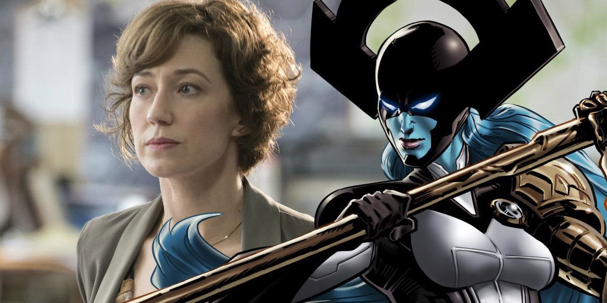 Marvel Facts & News's photo on Carrie Coon