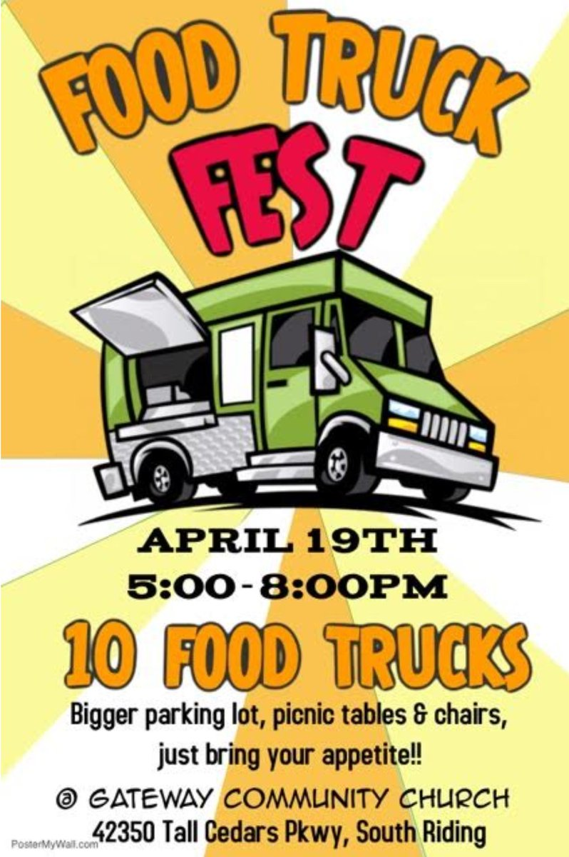 South Riding Food Truck Thursday