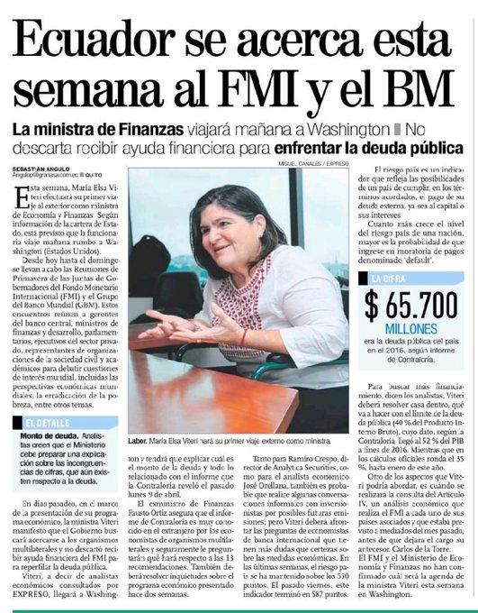 El FMI Foto