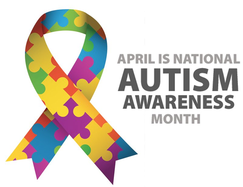 Union County Schools On Twitter The Autism Awareness Puzzle Ribbon
