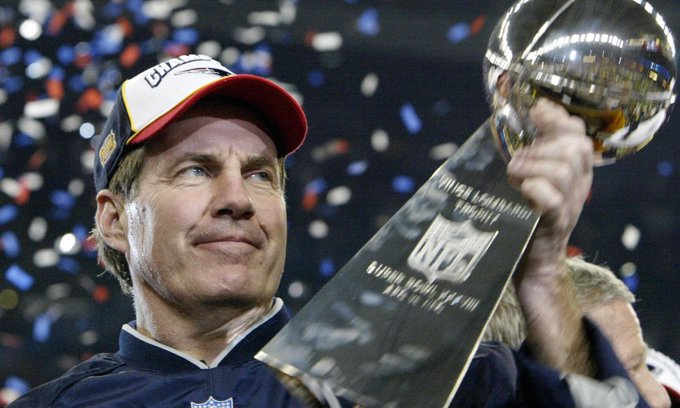 I wish a very happy birthday to our very great coach mister Bill Belichick from France !