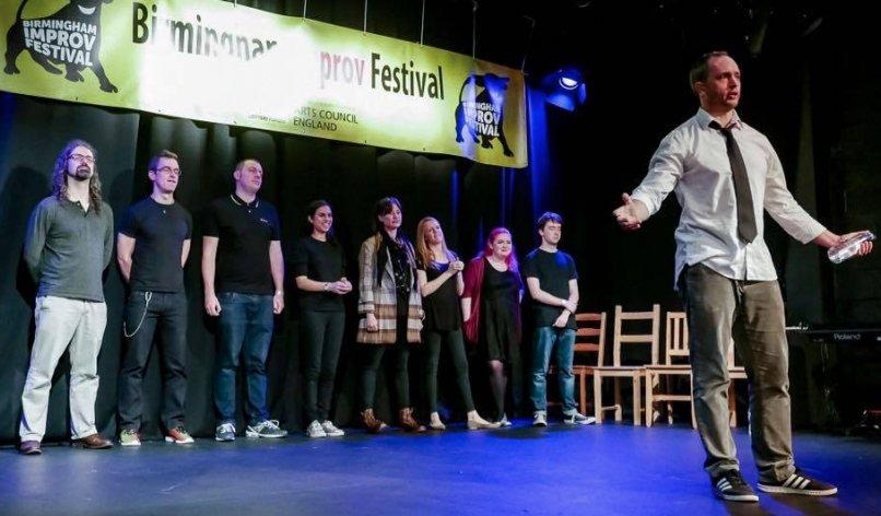 Phoenix Remix Comedy's photo on birmingham