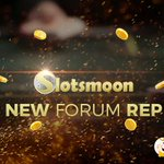 Image for the Tweet beginning: #Slotsmoon rep now available at