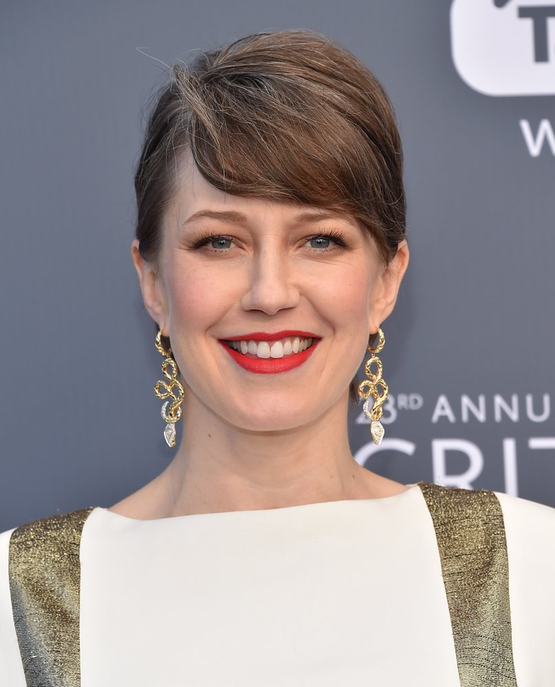 Screen Time's photo on Carrie Coon
