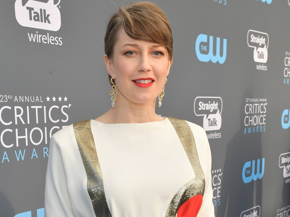 Canoe's photo on Carrie Coon