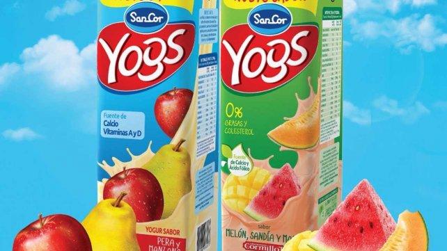 Retiran del mercado una decena de lotes de yogures SanCor https://t.co/8zJ82y9cm0 https://t.co/DFzmRUztE7