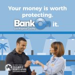 Don't lose money to fees this #TaxSeason! Setting up a checking account and using direct deposit can help you get your refund quickly and keep it safe. Make the most of your refund. #BankUrTaxCash #FinLit #MondayMotivation