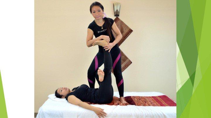 Thai massage nv