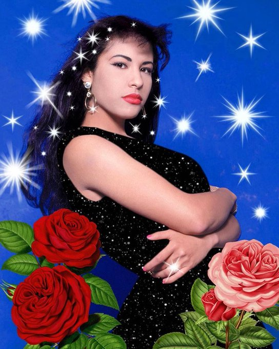Happy Birthday Selena Quintanilla-Pérez