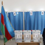 On April 11, #Azerbaijan leader Ilham Aliyev was questionably re-elected for a 7-year term. Videos shared by @RFERL show electoral fraud occurring throughout the day. We stand with civil society members who continue to work towards a democratic future in Azerbaijan.