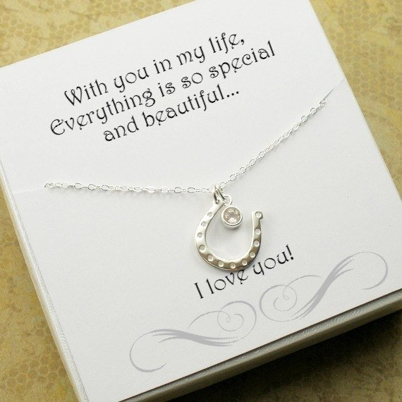 Christmas Gifts For Her Wife Birthday Gift Girlfriend Tuppunetf7d5bc0f Shoppershour Jewelry Epiconetsy Necklaces Necklace