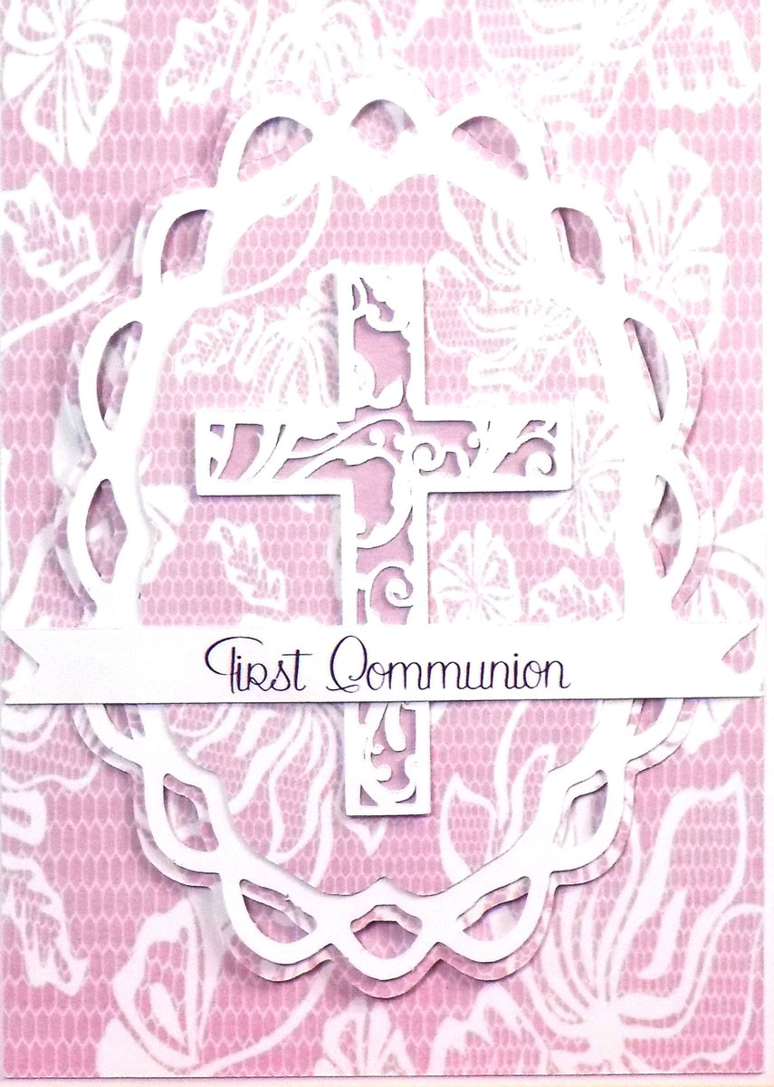 Greeting hashtag on twitter white concord greeting card girl concordgreetingcards granddaughter neice first communion first holy communion picitteros12jfi7n6 kristyandbryce Choice Image