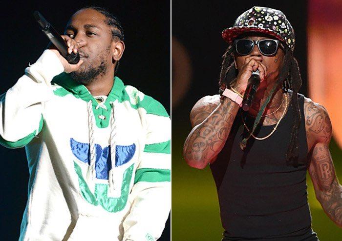 Kendrick Lamar & Lil Wayne Set To Headline Hot 97's Summer Jam: https://t.co/tAd1Ih1lLY https://t.co/iq3yMkt9VR