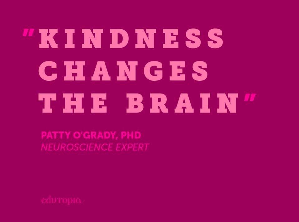 #kindness works.
