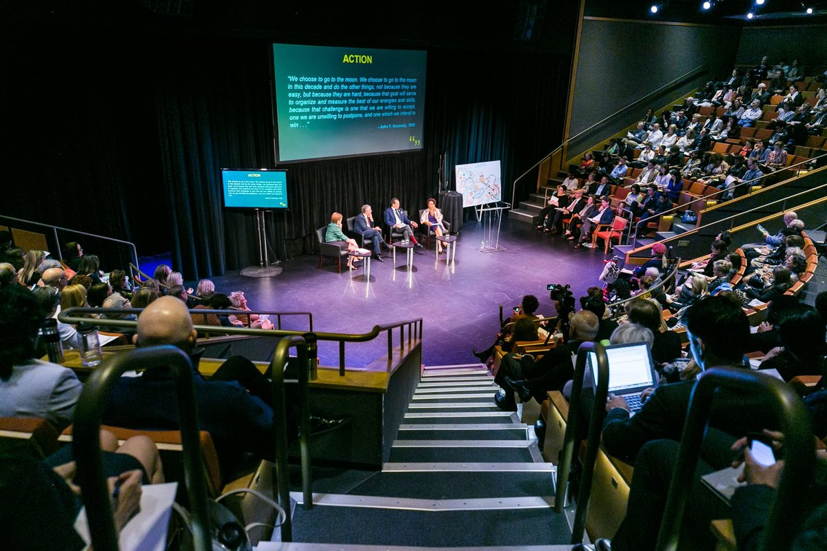 An inspiring day at @kencen for the 2018 #ArtsSummit!  We&#39;re proud to support this powerful convening of citizen #artists, thought leaders, and policy makers, who are looking to the future of the #arts, culture, and technology:  http:// bit.ly/2viU6TJ  &nbsp;  .<br>http://pic.twitter.com/GfvmayjCm5