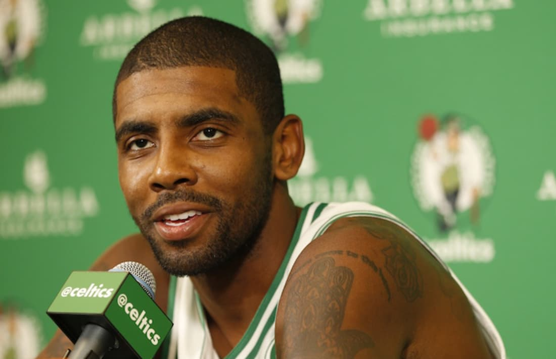 Brad Stevens says Celtics 'feel great' about Kyrie Irving's recovery: https://t.co/a6b633QwH4