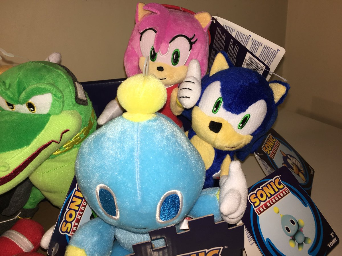 Target Sonic Toys : Patmac on twitter quot found the full set of spring tomy