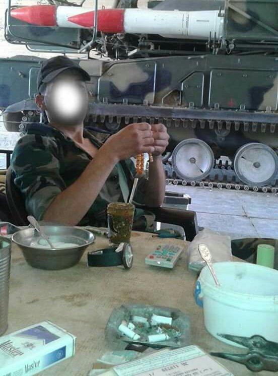 Сирийский Панцирь