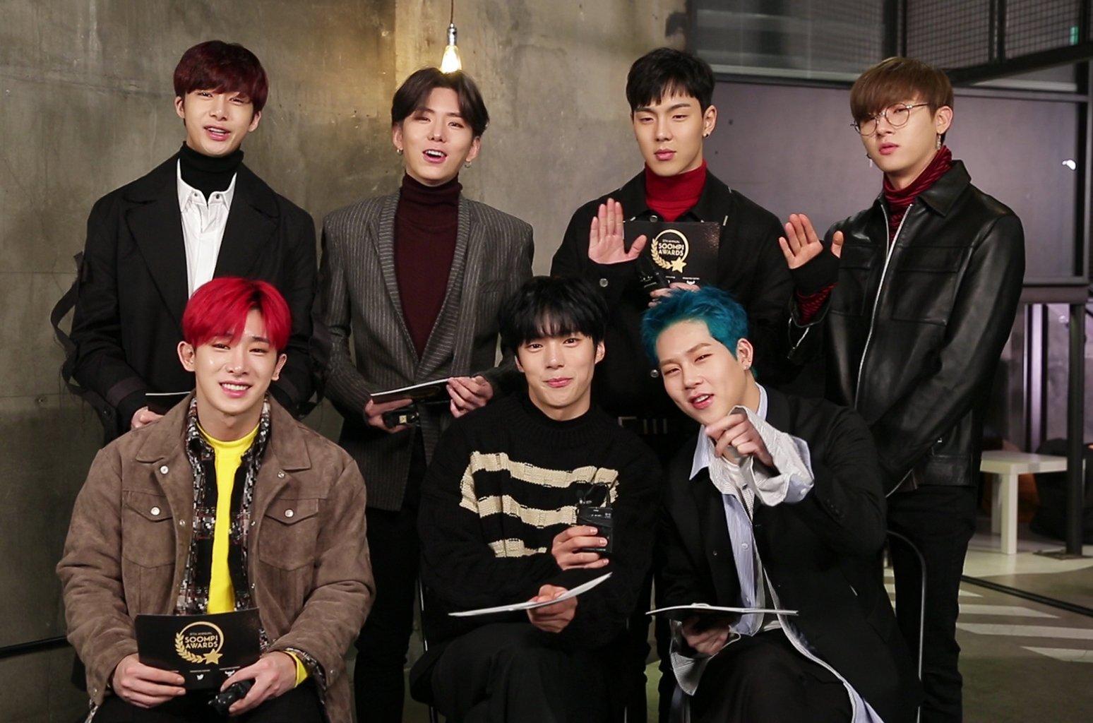 BTS, GOT7 & more K-pop acts win big at Soompi Awards https://t.co/3pFydmmFh3 https://t.co/udmgCX2dkM