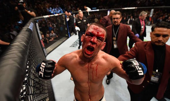 Happy birthday to the baddest mf on the planet, Nate Diaz