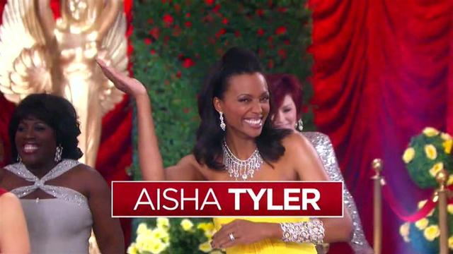 TODAY: Who's ready to party?? Welcome back @aishatyler to the table as she joins us to co-host for the day! Plus, Chef @LidiaBastianich shares her favorite home-style recipes! #TheTalk