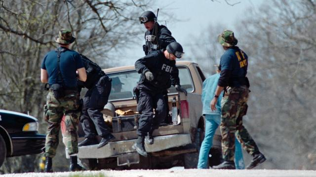 'Bitter lessons 25 years after Waco, Texas siege' https://t.co/dmYd4nbc0Q https://t.co/XM9tGzEJ0G