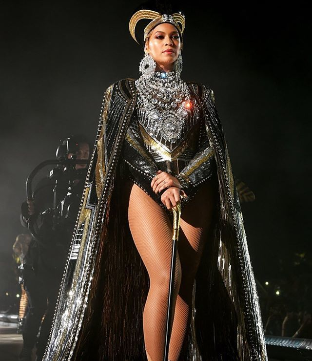 The lesson is clear — I am going to work to be this fierce woman in my mind on a daily basis for the rest of 2018.  #beyonce #queenbey  https:// ift.tt/2H4ett8  &nbsp;  <br>http://pic.twitter.com/ZBJj2LX4lo