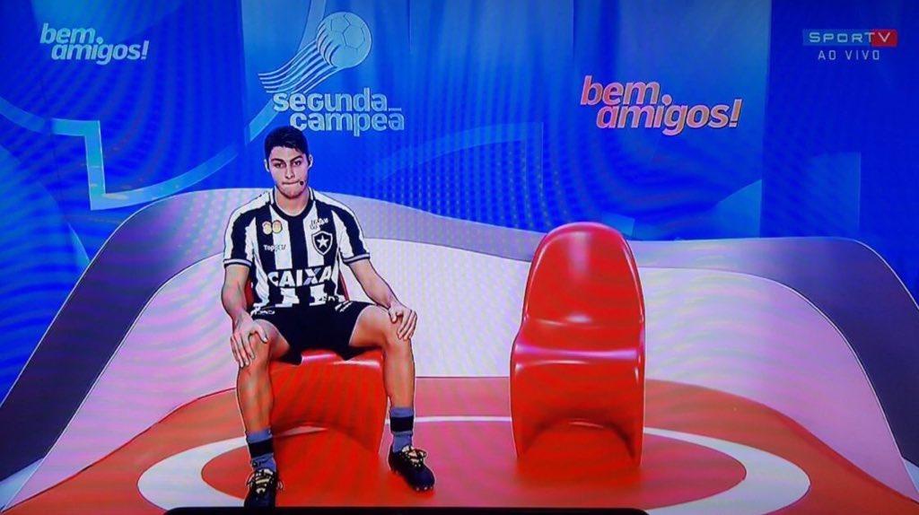 MARKETING! Palmeiras envia a Taça do Mundial para o Bem Amigos.