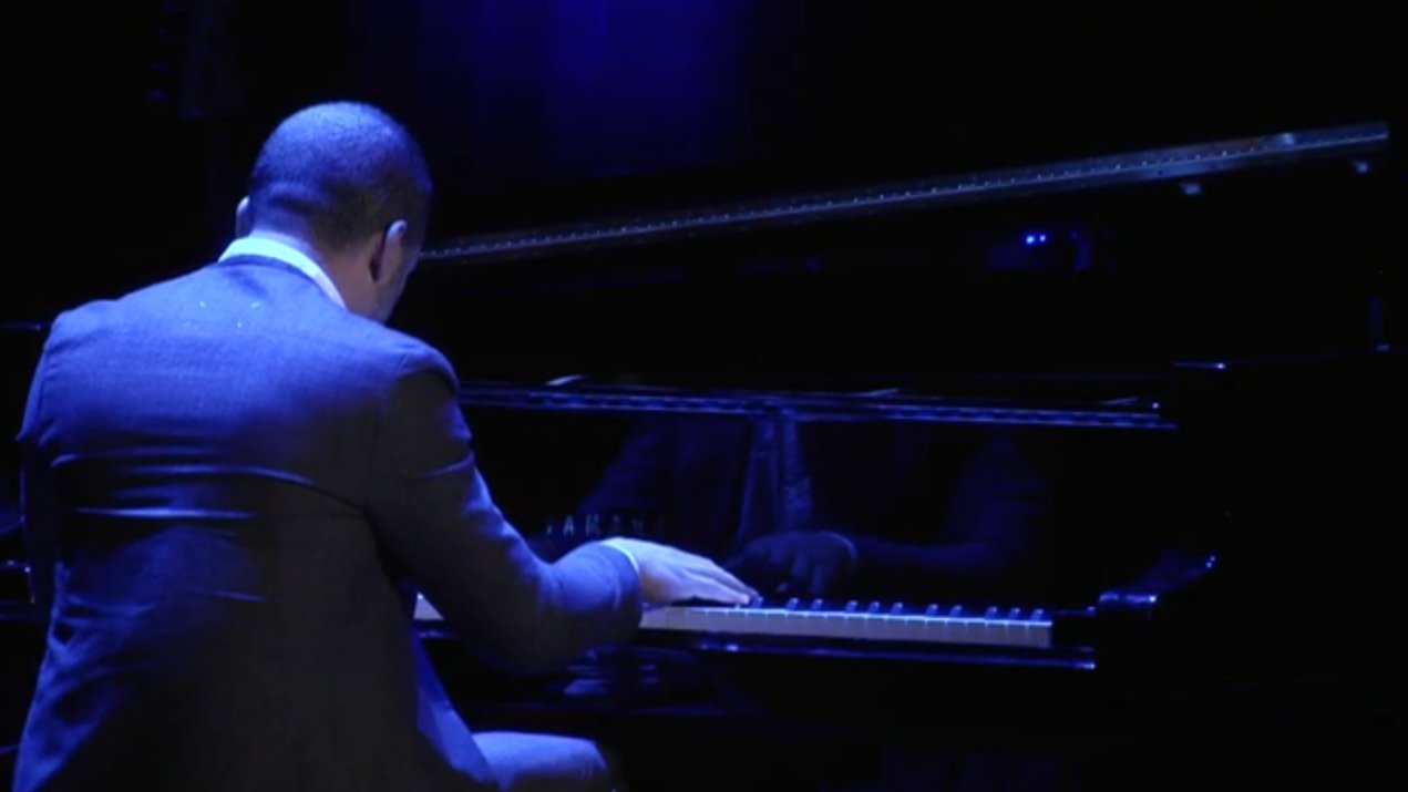Reloaded twaddle – RT @kencen: Thanks to our very own @morethan88 for that moving solo piano piece ...