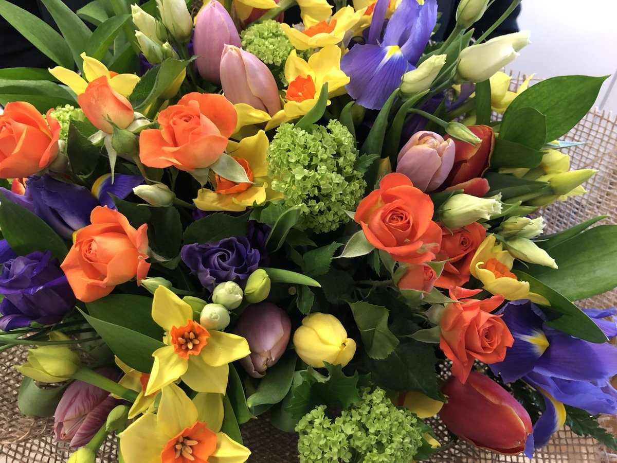 Pick A Posy On Twitter Good Morning Bright Colours To Brighten