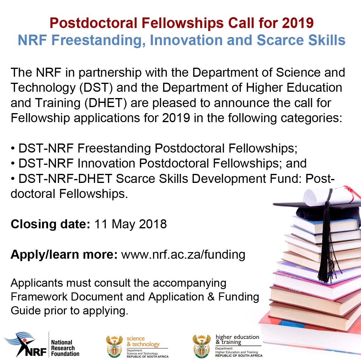NRF South Africa on Twitter: