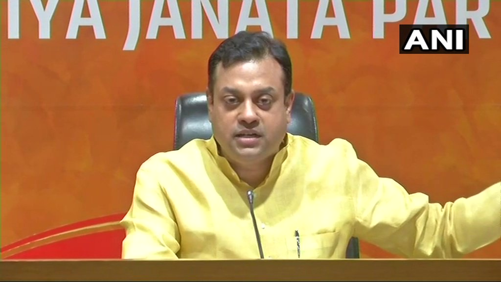 The BJP demands an apology from Rahul Gandhi ji, Sushil Kumar Shinde ji and P Chidambaram ji for using the term 'saffron terror'. You can't take Hindus for granted. We believe in development of all, appeasement of none: Sambit Patra,BJP