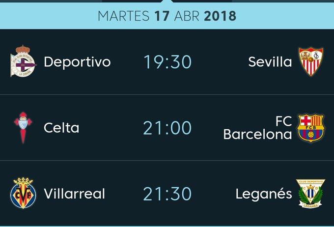 #VillarrealLeganés Foto