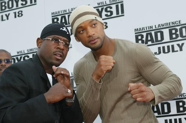 """Will Smith Wishes Martin Lawrence Happy Birthday With Awesome \""""Bad Boy\"""" Pics"""