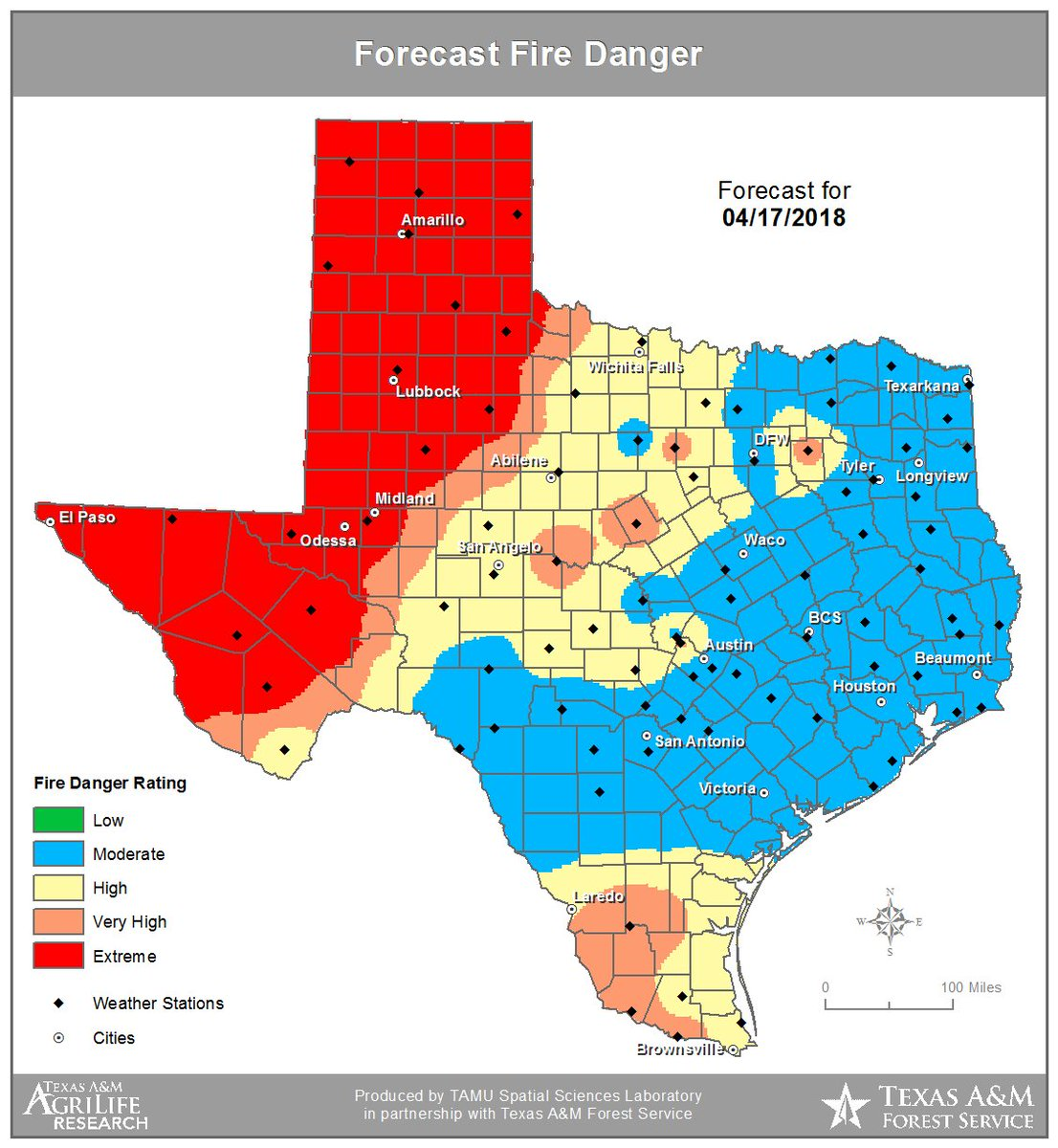 Map Of Texas Please.Texas Storm Chasers On Twitter Folks Tomorrow Could Easily End Up