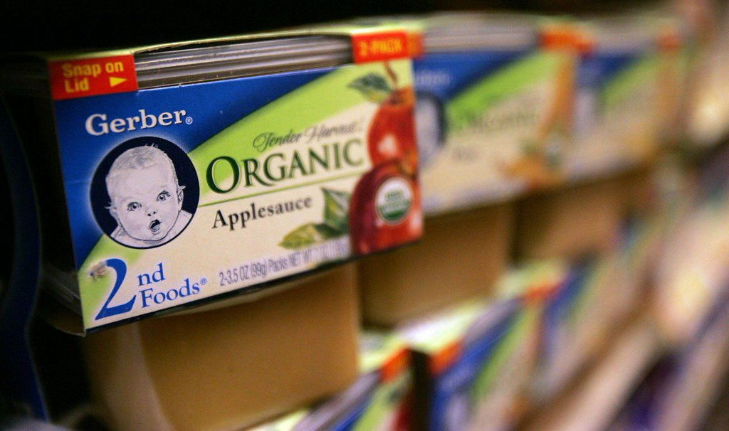 Gerber to relocate headquarters to #Virginia https://t.co/mW6ENqtYmE
