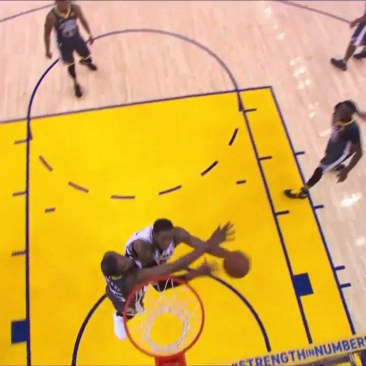 NBA's photo on #NBAPlayoffs