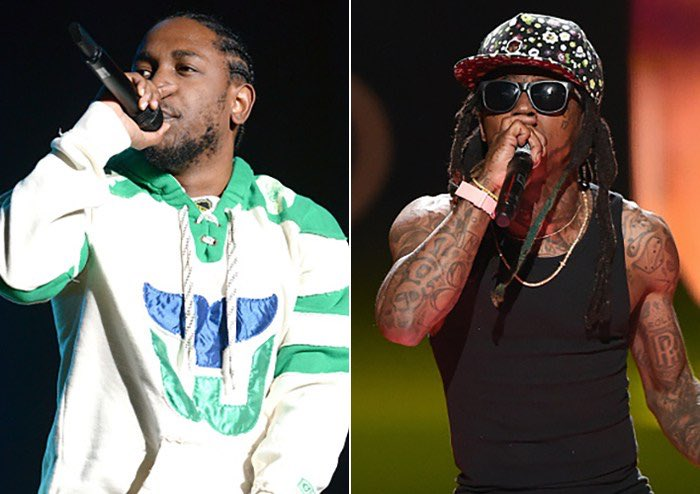 ICYMI: Kendrick Lamar & Lil Wayne Set To Headline Hot 97's Summer Jam: https://t.co/tAd1IhiXay https://t.co/a3r4SBLcCP