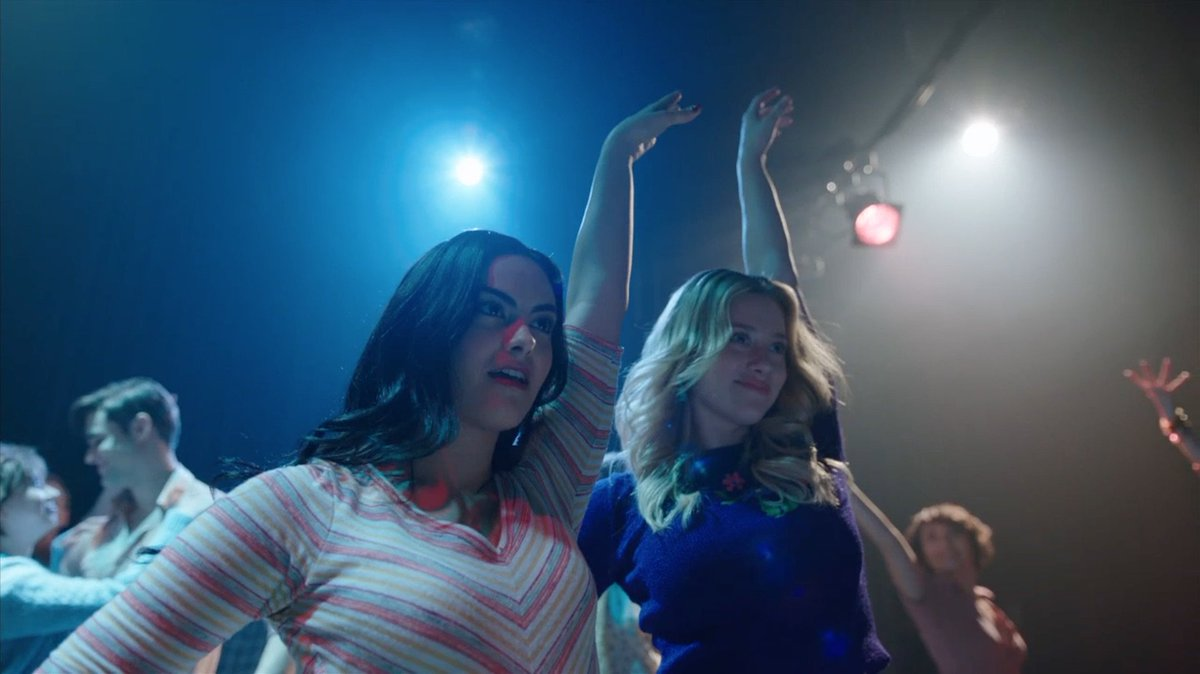 BIG day tomorrow, #Riverdale fans! Not 1, but 2 musical numbers from #Carrie are being released!! Then, WEDNESDAY!!